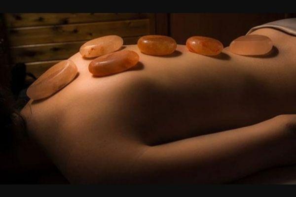 Page AZ Himalayan Salt Stone Massage
